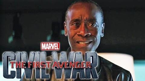 The First Avenger Civil War – Freie Entscheidung – Ab 28