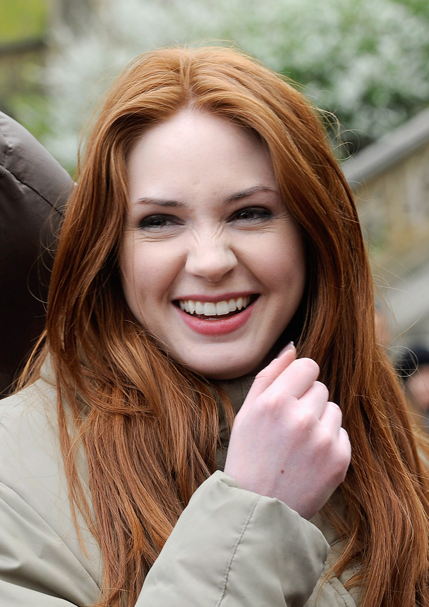 Karen Gillan Marvel Filme Wiki FANDOM Powered By Wikia