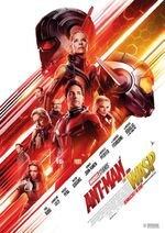 Ant-Man and the Wasp deutsches Kinoposter