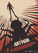 Ant-Man Comicfilmposter 2