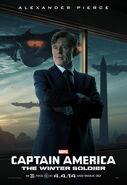 Captain America - The Winter Solider Alexander Pierce Charakterposter