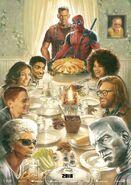Deadpool 2 deutsches Teaserposter