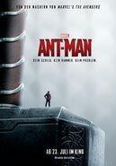 Ant-Man Thors Hammer Poster