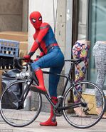 Spider-Man Homecoming Setbild 50