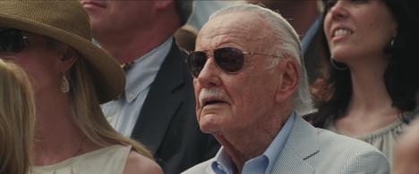 Stan Lee Amazing Spider-Man 2