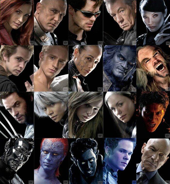 Mutanten Filme
