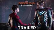 SPIDER-MAN FAR FROM HOME - Trailer - Ab 4.7