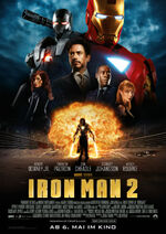 Iron Man 2 deutsches Kinoposter
