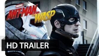 ANT-MAN AND THE WASP – Teaser Trailer (deutsch german) Marvel HD-1