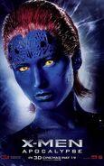 X-Men Apocalypse - Mystique Charakterposter