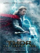 Thor The Dark Kingdom Kinoposter
