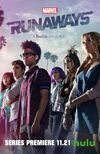 Marvel's Runaways Staffel 1 Poster