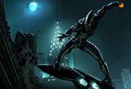 Spider-Man - Konzeptzeichnung 18