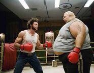 Wolverine gegen The Blob