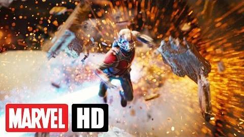 ANT-MAN - Das ist Ant-Man - Ab 23.07.2015 im Kino MARVEL HD