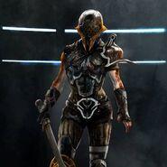 Thor Ragnarok Konzeptzeichnung 90