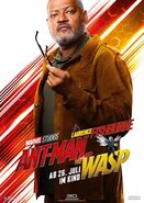 Ant-Man and the Wasp deutsches Charakterposter Bill Foster