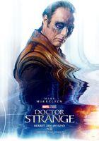 Doctor Strange deutsches Charakterposter Kaecilius