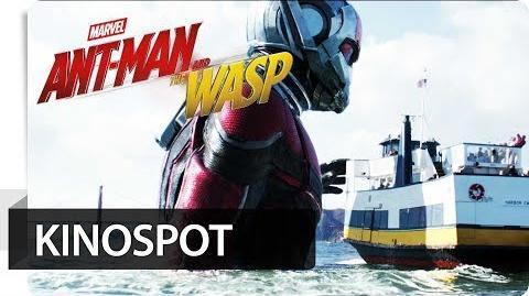 ANT-MAN AND THE WASP - Kinospot Alles führt zusammen! Marvel HD