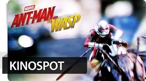 ANT-MAN AND THE WASP - Kinospot Der kleinste Held Marvel HD