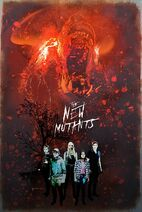 The New Mutants Teaserposter 4