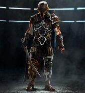 Thor Ragnarok Konzeptzeichnung 91