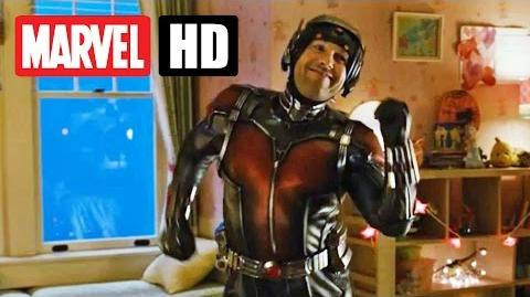 """ANT-MAN - Bonus Material """"Outtakes"""" - auf DVD und Blu-ray™ MARVEL HD"""
