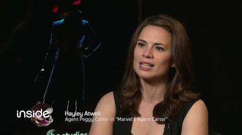 Marvel's Agent Carter - Interview 4 - Syfy