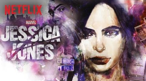 Marvel's Jessica Jones - Poster - Netflix HD-1