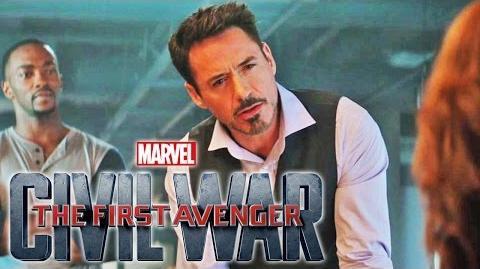 The First Avenger Civil War – In guter Gesellschaft – JETZT im Kino Marvel HD