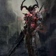 Thor Ragnarok Konzeptzeichnung 14