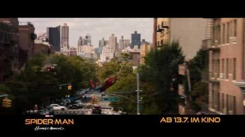 "SPIDER-MAN HOMECOMING - Super Hero Life 15"" - Ab 13.7"