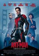 Ant-Man deutsches Kinoposter