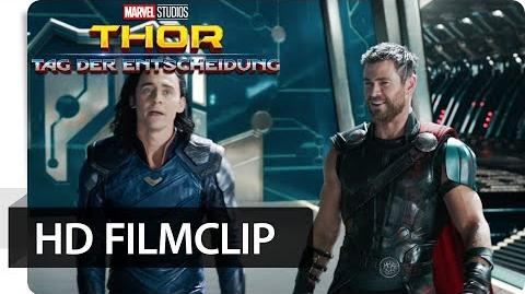 THOR TAG DER ENTSCHEIDUNG - Filmclip Holt Hilfe Marvel HD