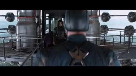 Captain America 2 Winter Soldier Official Superbowl Trailer US (2014)