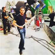 X-Men Apokalypse Dreharbeiten 19
