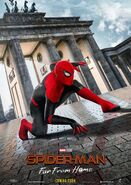 Spider-Man - Far From Home Teaserposter 3