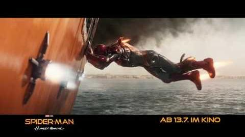 "SPIDER-MAN HOMECOMING - Mission 30"" - Ab 13.7"