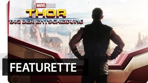 THOR TAG DER ENTSCHEIDUNG - Featurette Der neue Thor Marvel HD