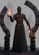 Thor Ragnarok Konzeptzeichnung 30