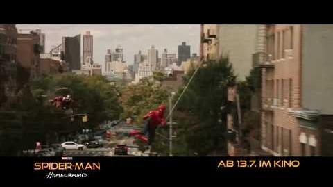 "SPIDER-MAN HOMECOMING - Super Fun Hero 10"" - Ab 13.7"