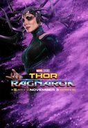 Thor Ragnrok Charakterposter Hela