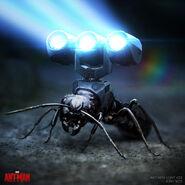Ant-Man - Konzeptzeichnung 46