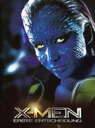X-Men - Erste Entscheidung Charakterposter Mystique