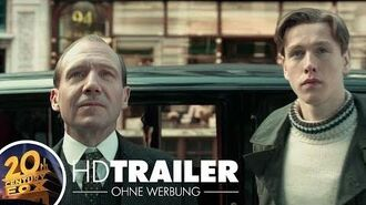 The King's Man Offizieller Trailer Deutsch HD German (2020)