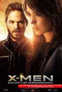 X-Men Zukunft ist Vergangenheit Iceman & Shadowcat Poster