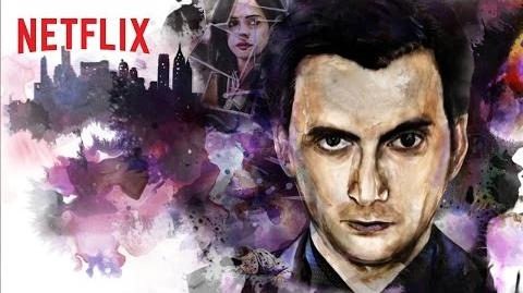 Marvel's Jessica Jones – Poster – Kilgrave - Netflix HD