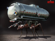 Ant-Man - Konzeptzeichnung 44