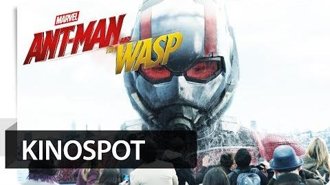 ANT-MAN AND THE WASP - Kinospot Volle Power! Marvel HD