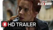 BLACK WIDOW – Offizieller Trailer (deutsch german) Marvel HD